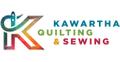 Kawartha Quilting and Sewing LTD Logo