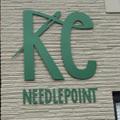 KC Needlepoint logo