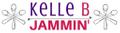 Kelle B Jammin' Logo