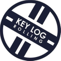 Key Log Rolling Logo