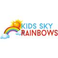 Kids Sky Rainbows Logo
