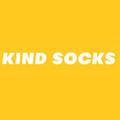 Kind Socks wear Logo