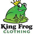 King Frog Clothing USA Logo