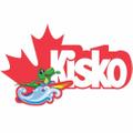 Kisko Freezies Canada Logo