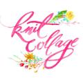 Knit Collage Logo