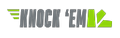 KNOCK 'EM Games Logo
