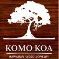 Koa Wood Rings USA Logo