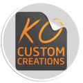 Ko Custom Creations Logo