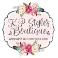 K P Styles Boutique Logo