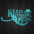 Krazy Kowgirl Bling Logo
