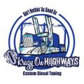 Krazy On Highways Logo