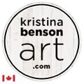 Kristina Benson Art Logo