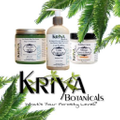 Kriya Botanicals Logo