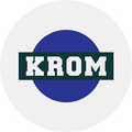 Krom Kendama Logo