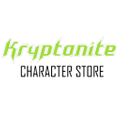 Kryptonite Character Store Logo
