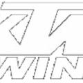 KTM Twins Logo
