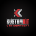 Kustom Kit Gym Equipment Logo