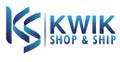 Kwik Shop & Ship logo
