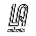 LA authentic Logo