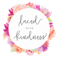 Laced with Kindness Australia Logo