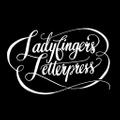 Ladyfingers Letterpress Logo