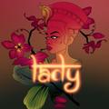 Lady Nefertiti Logo