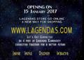 Lagendas Logo
