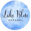 Lake Blue Apparel USA Logo