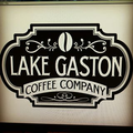 Lake Gaston Coffee Company Logo