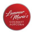 Lammar Marie's Gourmet Popcorn Logo