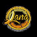 Lana Banana Shop Logo