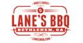 Lane's BBQ logo