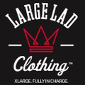 Large Lad Clothing Logo