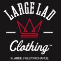 Large Lad Clothing logo