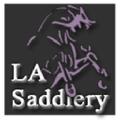 LA Saddlery Logo