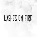 Lashes on Fire logo