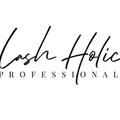 Lash Holic Professional Logo