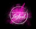 Lashout Luxury Lashes Logo