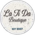La Ti Da Boutique Logo