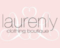 Laurenly Boutique Logo