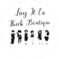 Lay It On Thick Boutique Logo