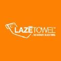 Laze Towel Logo