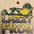 Lazzy Frog Logo