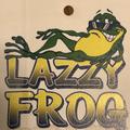 Lazzy Frog USA Logo