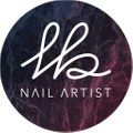 LB Nail Artist Logo