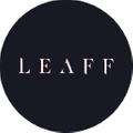 Leaff Logo