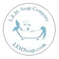 leh soap company Logo