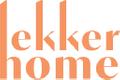 Lekker Home Logo