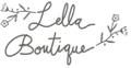 Lella Boutique Logo