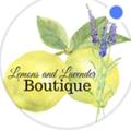 Lemons & Lavender Boutique Logo